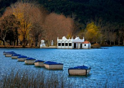 Estany Banyoles, Spain.
