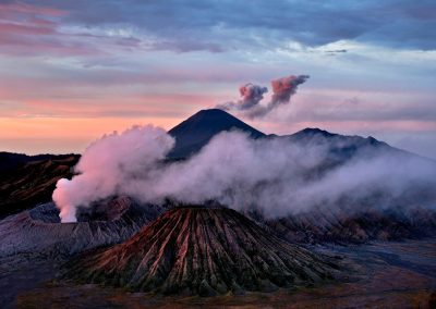 Bromo volcano, Java, Indonesia.