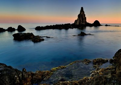 Las Sirenas, Cabo Gata, Spain.