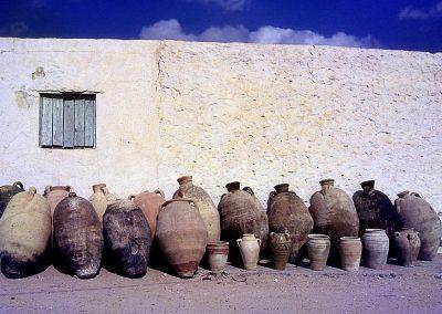 Fabrica de cerámica / Little ceramic factory, Tunez