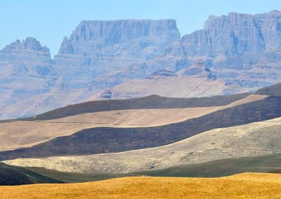Mountains Drakensberg, South Africa