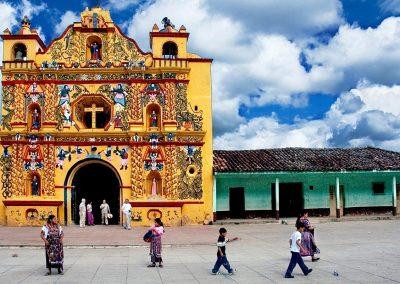 Iglesia / church, Village in Guatemala.