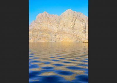 Fiordos Musandan / Musandam fjords, Oman.