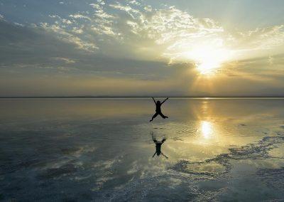Lago Essale / Essale lake, Danakil, Ethiopia.