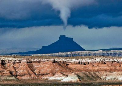 landscape, Utah, USA.