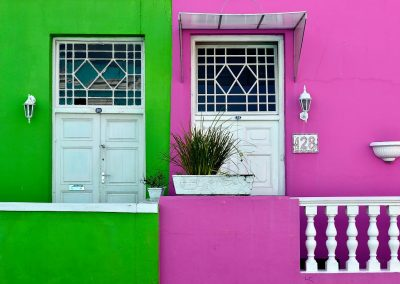 Bo-kaap, Cape Town, South Africa.
