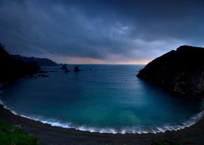 Playa del Silencio, Asturias, Spain.
