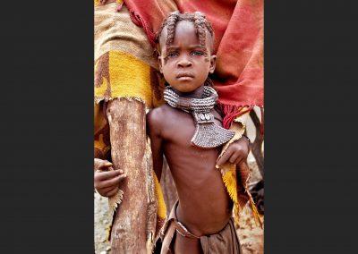 Niño himba / himba boy, Namibia.