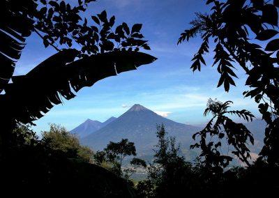 Acatenango Volcano, Guatemala.