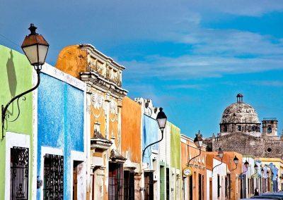Village, Mexico.