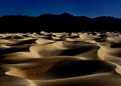 Dunas / dunes, Death Valley, California, USA.