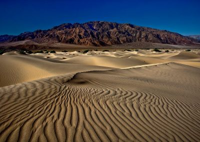 Dunes, Death Valley, California, USA.