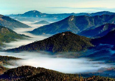 Valle de Cazorla, Andalucia, Spain.