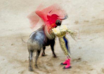 Toros / bullfight, Spain