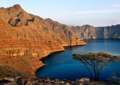 Fjords Musandan, Musandan Fjords, Oman.