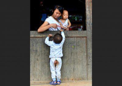 Aldea / village in Southeast China.