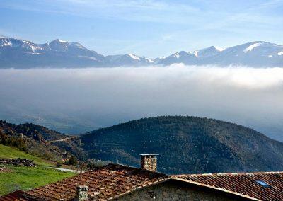 Montes Pirineos / Pirineos mountains, Spain.