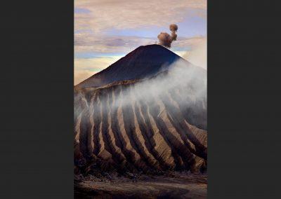 Bromo Volcano, Java, Indonesia.