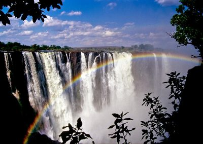 Victoria Waterfalls, Zimbabwe