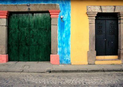 Fachada / facade, Antigua, Guatemala.