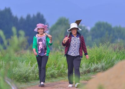 Agricultoras / Women farmers, Southeast China