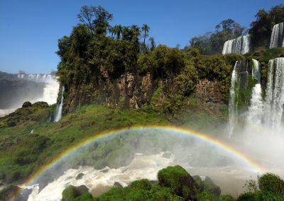 Cataratas Iguazú, Argentina-Brasil.
