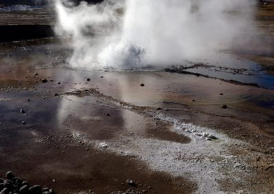 Geiseres del Tatio, Chile