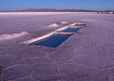 Laguna Grande, Argentina